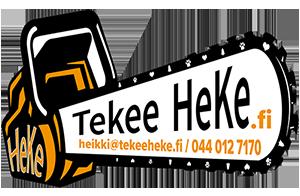 Tekee Heke Logo